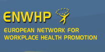 Logo of the European Network for Workplace Health Promotion.